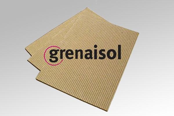 Grenaisol Brannmursplate